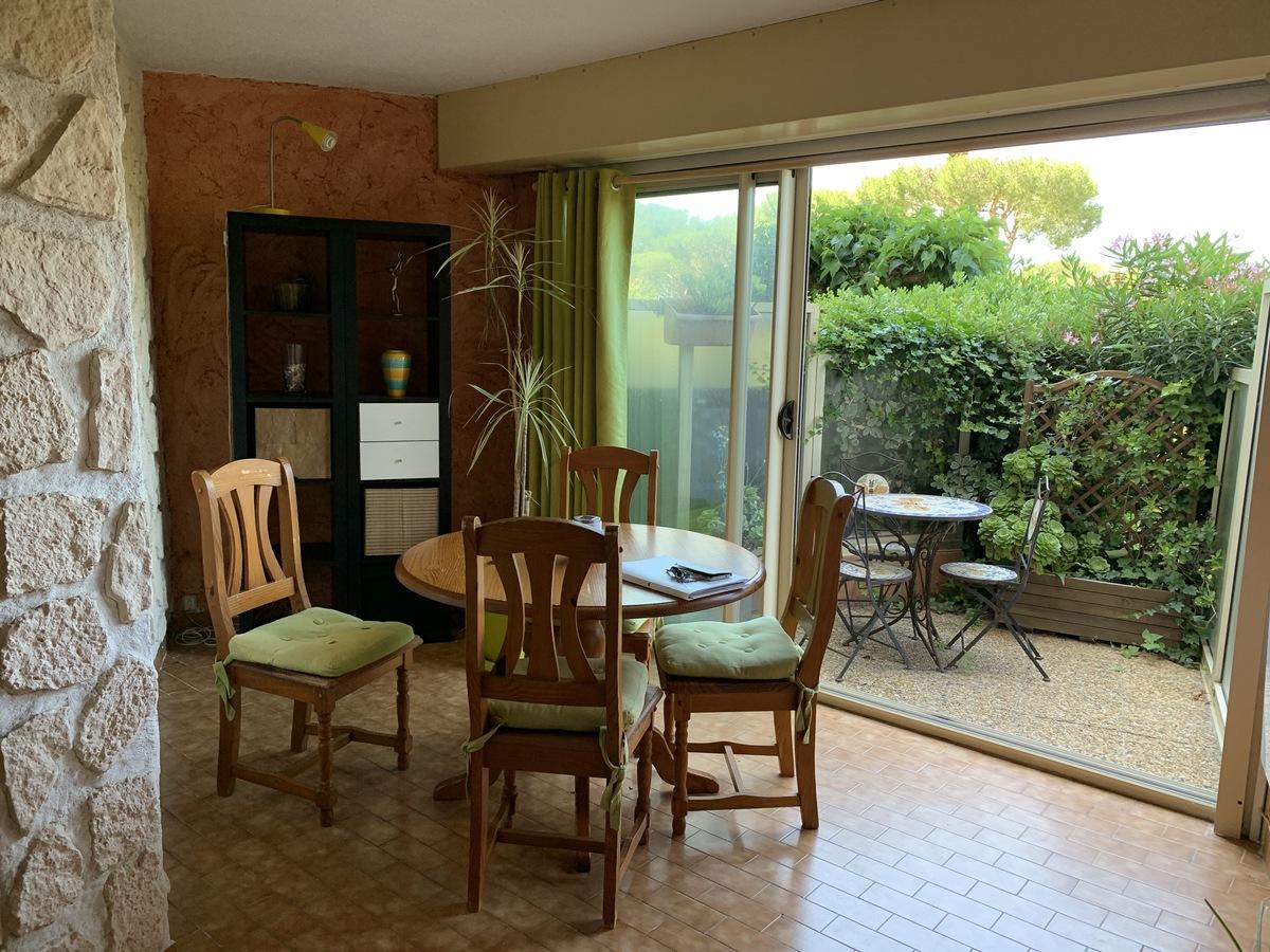Vente Appartement en rez-de-jardin Six-Fours-les-Plages